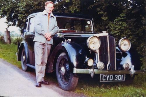 Eric Tweed of Taunton c1963